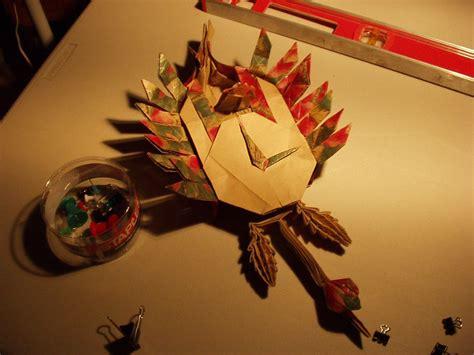 Origami Cuckoo Clock - wsyntax black forest cuckoo clock