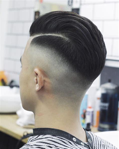 long on top haircut skin fade haircuts