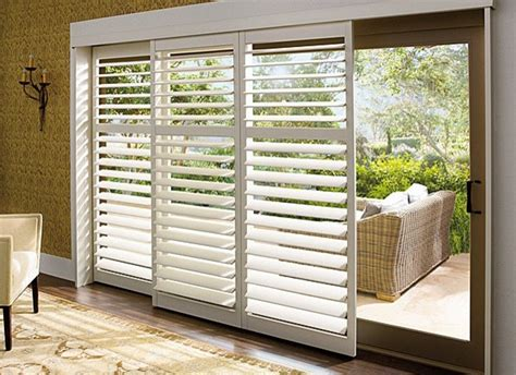 Wood Shutters For Sliding Glass Doors Sliding Door Shutters By Scotts Creative Home Jpg Salt Lake City By S Creative Home