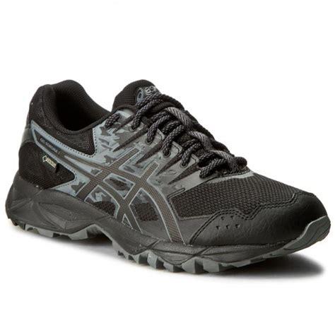 Sepatu Lari Running Asics Gel Sonoma 3 Carbon Black Original Murah shoes asics gel sonoma 3 g tx tex t727n black onyx carbon 9099 outdoor running shoes