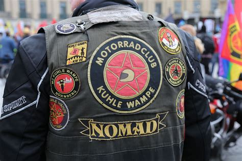 Motorradclub Patches by Motorradclub Kuhle We Wikipedia