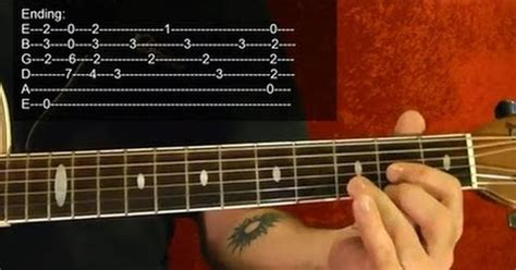 tutorial guitar heaven how to play the intro to stairway to heaven in hd with