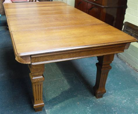 Snooker Dining Tables Antique Snooker Dining Tables Browns Antiques Billiards And Interiors Part 4
