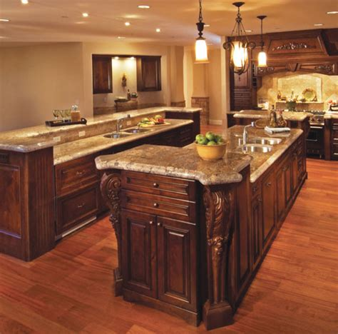 traditional kitchen islands old world kitchen islands traditional kitchen denver by kitchens by wedgewood