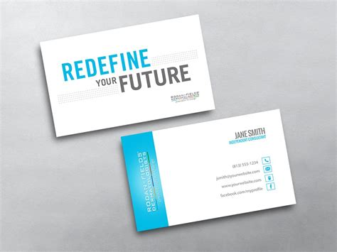 Rodan Fields Business Cards