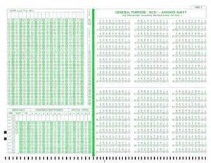 scanning and scoring scantron exams for faculty