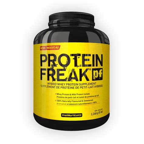 Whey Protein Freak p protein driverlayer search engine
