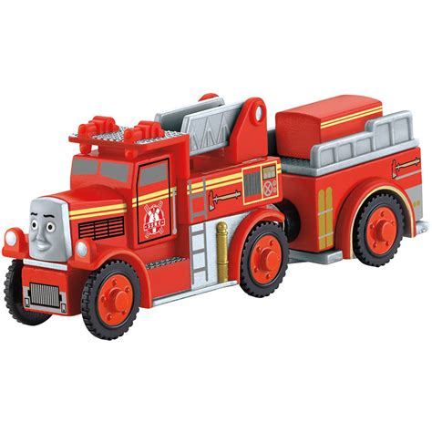 brio fire truck thomas wooden railway flynn the fire truck at toystop