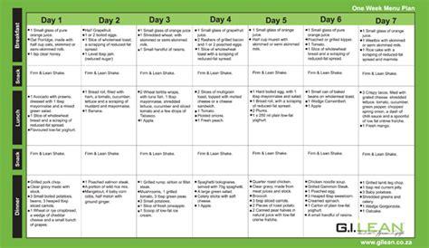 protein 7 day diet plan 7 day diet plan health guide 365