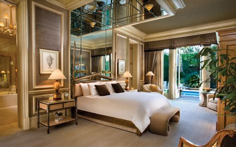 Vegas Hotels With In Room by Las Vegas S Vip Only Suites And Villas Opening To The