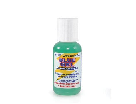 topical tattoo removal products blue gel anesthetic 1oz blue gel anesthetic blue gel