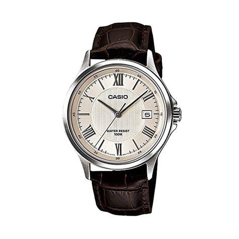 Jam Tangan Pria Casio Mtp 1314l 7avdf Analog Original jual casio analog mtp 1383l 7avdf jam tangan pria