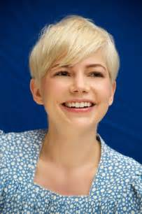 pixie and crops 1980s 1990s hair styles pictures of michelle williams actress pictures of