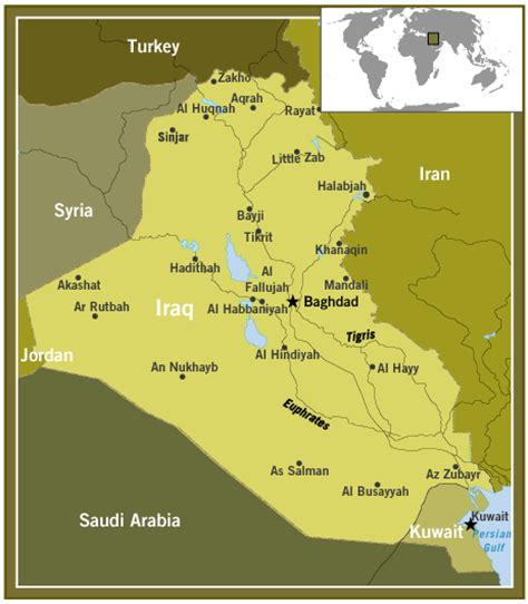 map of baghdad iraq frontline world iraq and lies in baghdad map