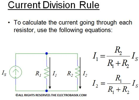 current division rule for 3 resistors in parallel current divider for three resistors in parallel 28 images elect principles 2 current divider