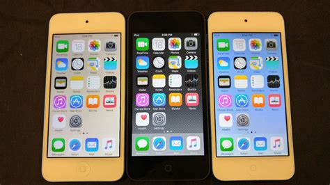 apple ipod touch 6th generation various sizes colors