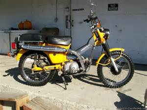 Honda Trail 90 For Sale 1978 Honda Ct90 Trail 90 Price 1000 In Wenatchee