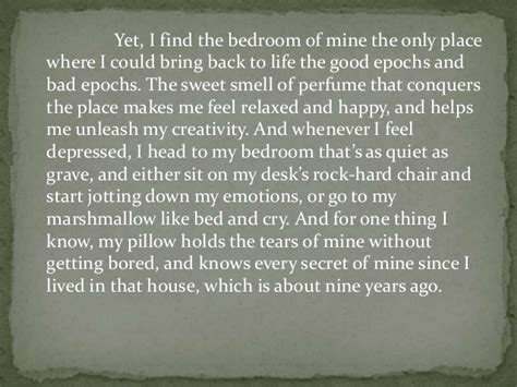 Descriptive Essay About A Place Describe An Interesting Place Essay