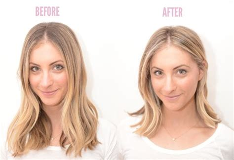 hairstyle makeovers before and after hair and fashion makeovers makeover before and after