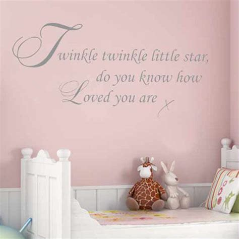 twinkle twinkle wall stickers wall decals 2017 grasscloth wallpaper