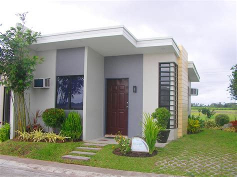 2 Bedroom Bungalow House Floor Plans by Bungalowpod Model House For Amaia Scapes Bacolod City