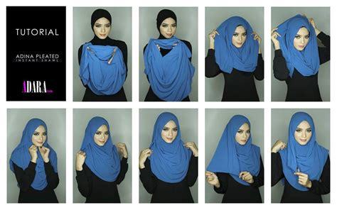 tutorial pashmina instant shawl and watches on pinterest