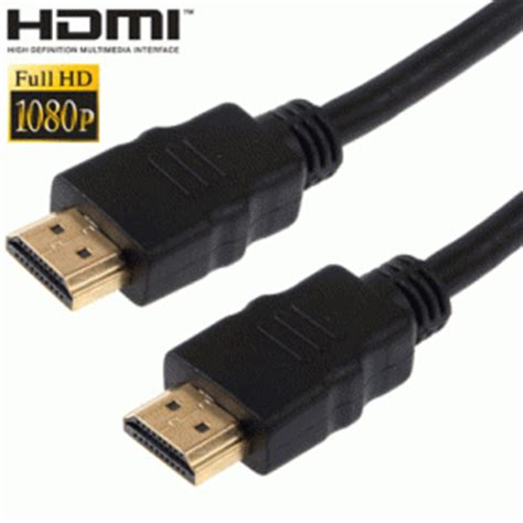 Kabel Hdmi To Hdmi 3 Meter Gold Plat mini hdmi to hdmi 19pin cable 1 3 version support hd tv
