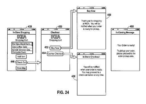 apple wins nfc enabled barcode reading quot shopping list quot patent