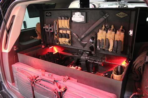 homemade tactical vehicles svi tactical custom storage locker bug out vehicles
