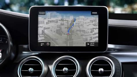 Mercedes Comand comand for mercedes c v class navigation
