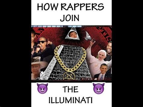 illuminati rapper how rappers join the illuminati