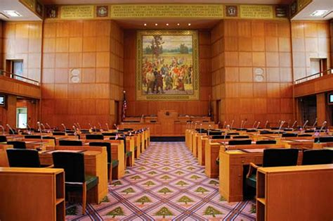 how is the number of house representatives determined oregon house of unrepresentives