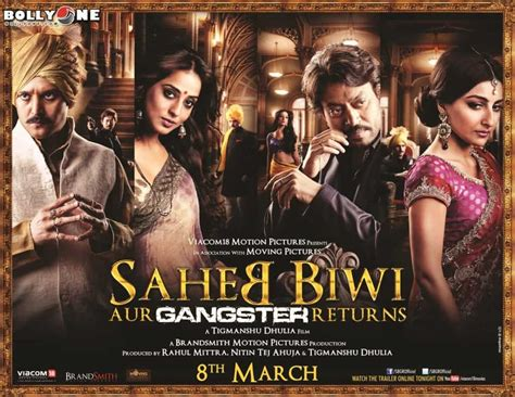 film gangster bollywood saheb biwi aur gangster returns 2013 review shoots in