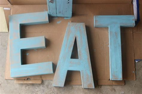 ways  decorate cardboard letters tomato boots