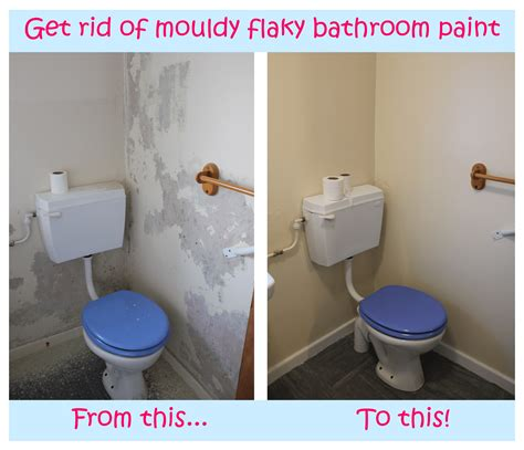 How To Get Mould Bathroom Walls by Say Goodbye To Mouldy Paint Other Favourite Hacks