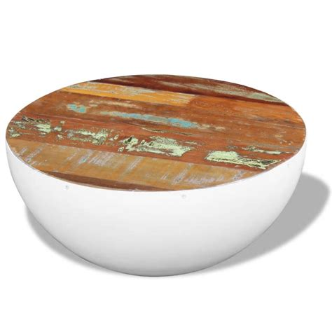 vidaxl co uk vidaxl coffee vidaxl co uk vidaxl bowl shaped coffee table solid reclaimed wood 60x60x30 cm