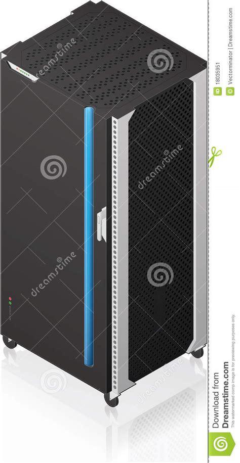 Server Rack Hardware by Server Rack Stock Image Image 18035951