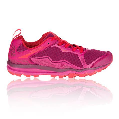light womens merrell all out crush light womens pink purple trail