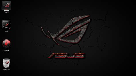 download themes windows 7 rog asus rog theme for windows 10 8 7