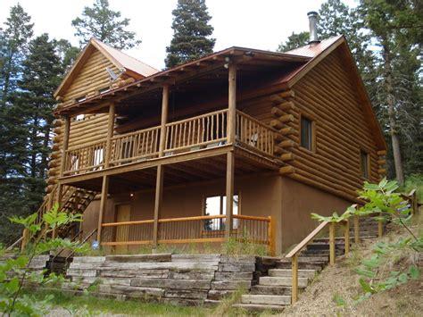 Jemez Springs Cabins by Big Foot Cabin At 8300 In The Jemez Vrbo