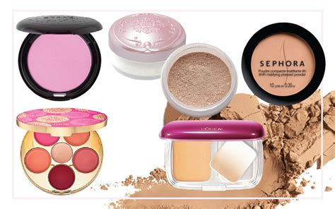 Bedak Stila cantik dengan 5 produk blush dan bedak
