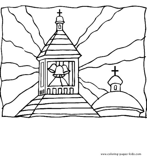 catholic church coloring pages coloring pages