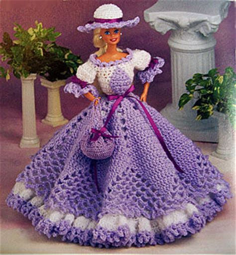 fashion doll bed pattern for crochet bed dolls free crochet patterns