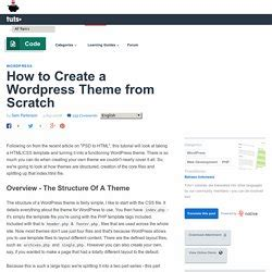 how to create wordpress themes from scratch part 1 silvio rodrigues silviorodrigues pearltrees