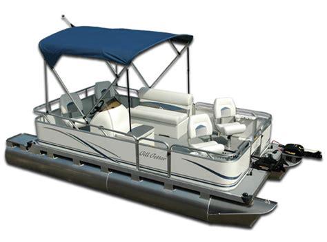 afi boat horn model l research gillgetter pontoons 715 4pt fish pontoon boat on