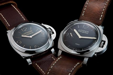 Panerai Luminor Panerai Pam372 47mm N panerai luminor pam372 3 days panerai review