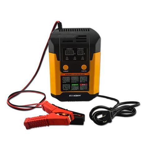 Smart Fast Car Battery Charger Charger Aki 24v Merk Suoer suoer 12v 24v 11a lcd smart fast lead acid battery charger for car motor battery repair function