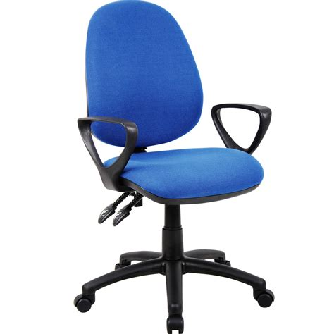 Office Chair Adjustment Levers by Vantage 3 Lever Operator Chair With Fixed Arm Officesupermarket Co Uk