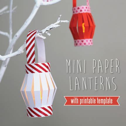 Paper Lantern Craft Template - lantern printable search results calendar 2015