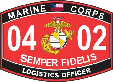 Marine Corps Officer Mos by Us Marines Logistics Officer Marine Corps Mos 0402 Usmc